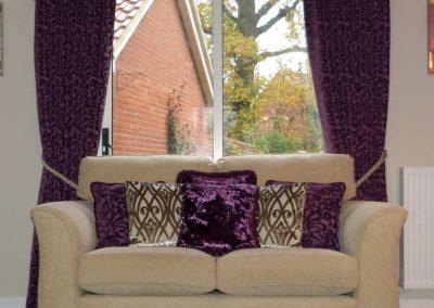 handmade curtains wymondham norwich