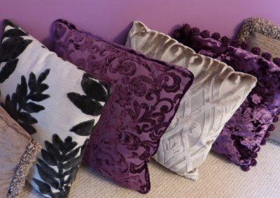 Bespoke Cushions handmade in Wymondham Norwich